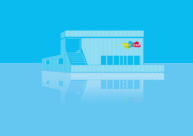 Projectbureau en infocentrum Meerstad verhuizen naar Tersluis!
