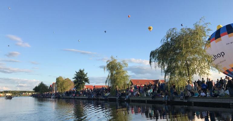 Ballon Fiësta Meerstad 2018: het aftellen is begonnen!