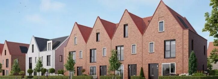 18 oktober – start verkoop project 'Watertuin' in Meeroevers