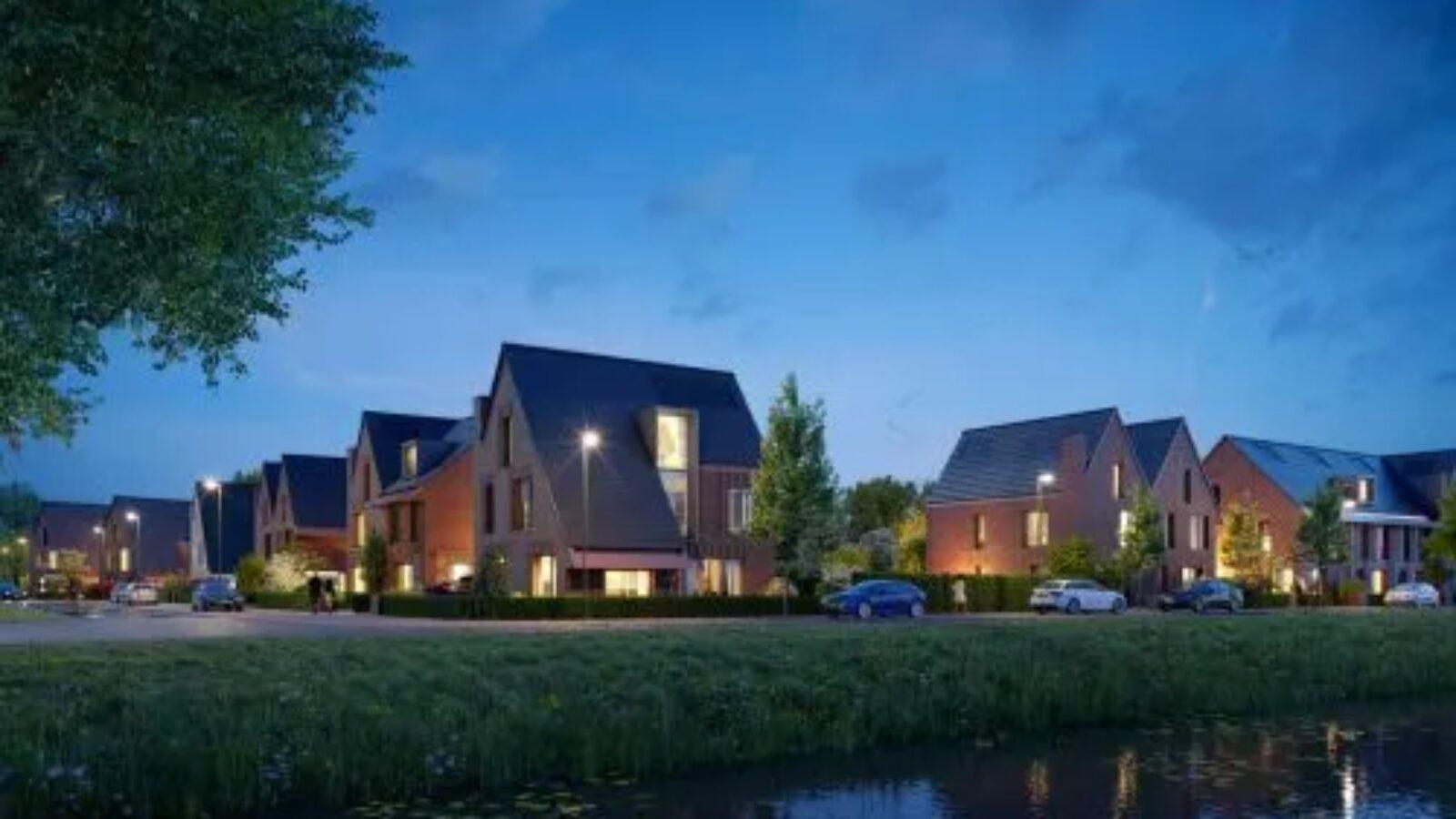 29 november – start verkoop project 'Wonen aan het Woldmeer' in Tersluis