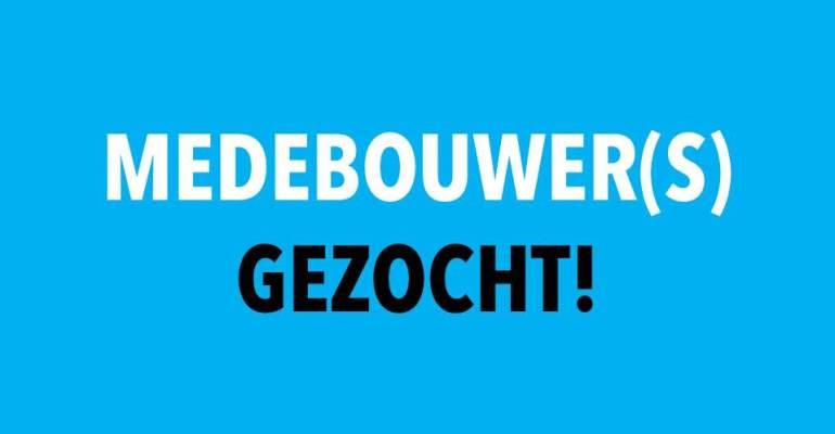 Medebouwer(s) gezocht voor droomkavel in Tersluis!