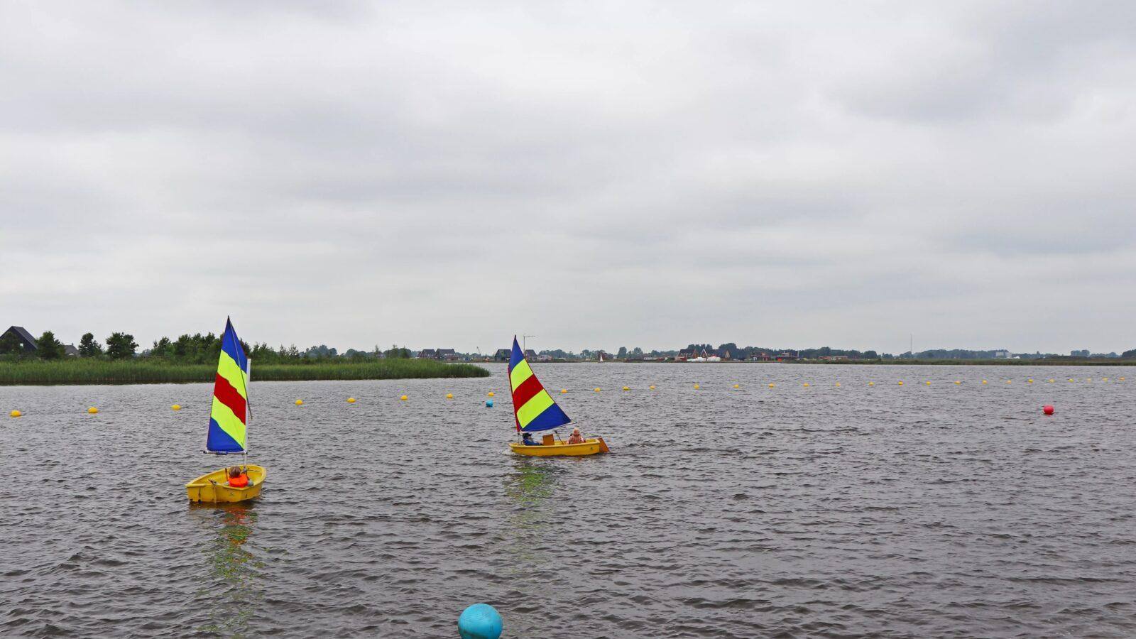 Optimistcursus en privé zeillessen op het Woldmeer