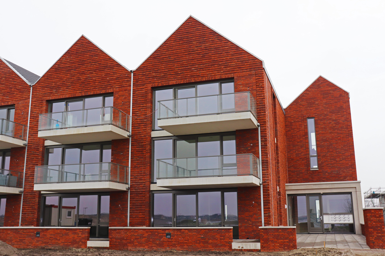 Eerste appartementen in Meerstad opgeleverd