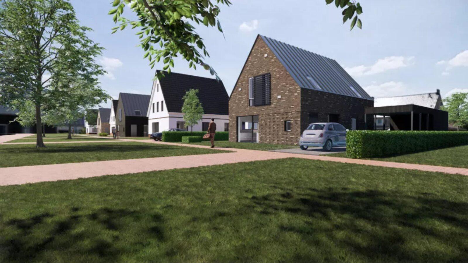 6 juni – Open huis vrijstaande woning 'De Grandeur'