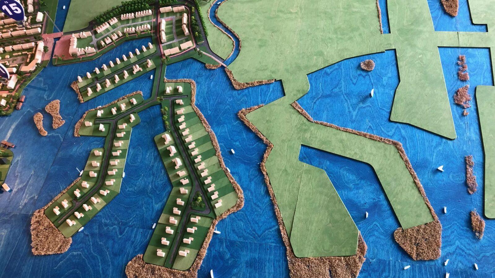 Werkzaamheden Meerstad Midden-Oost en de Zeilen