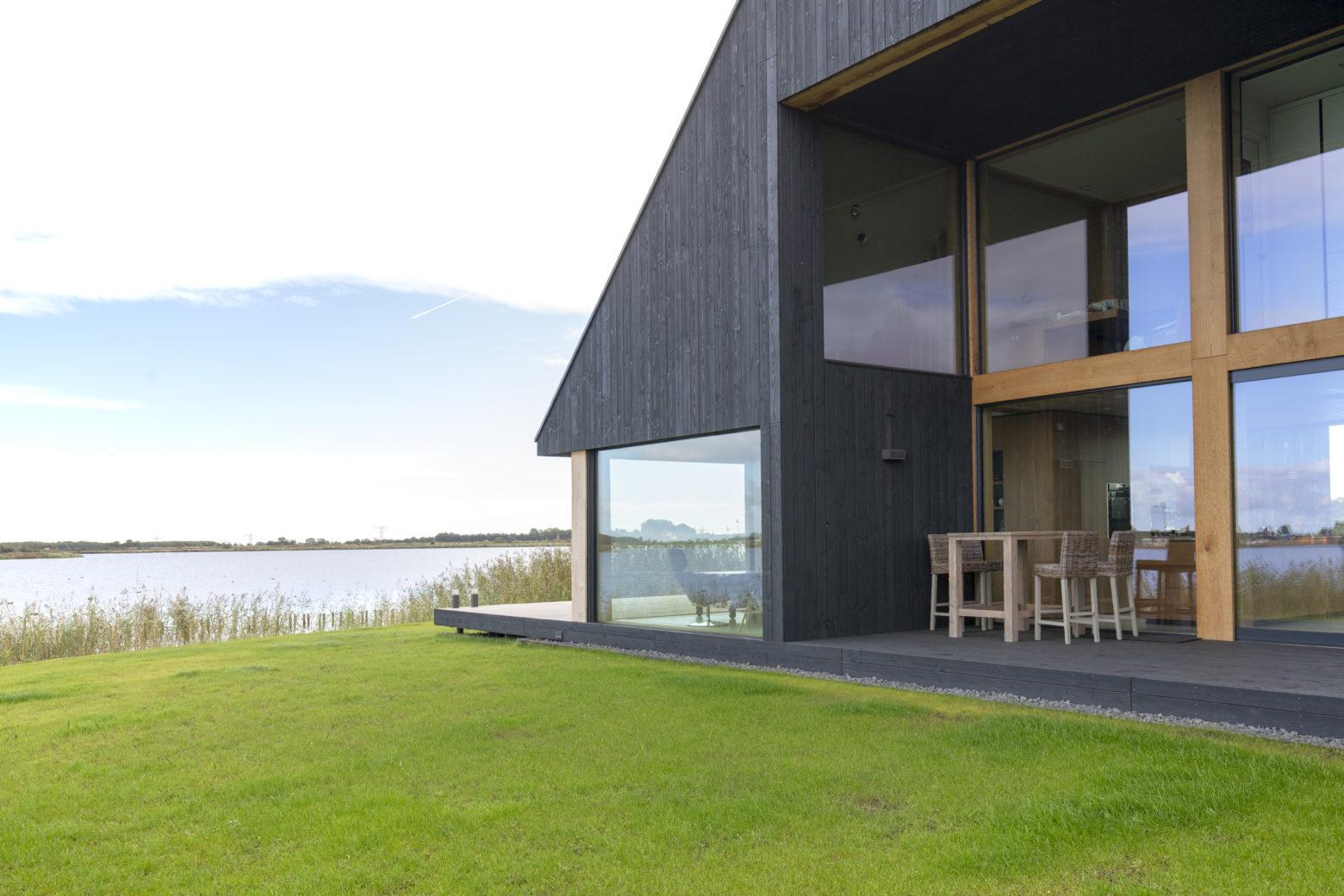 Meerstad voor de derde keer op rij genomineerd voor mooiste gebouw van Groningen