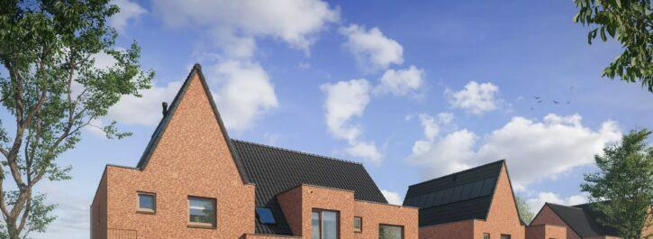 11 juli – start verkoop project 'De Vossenburglaan' in Tersluis