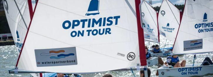 Maak gratis kennis met watersport tijdens de Optimist on Tour in Meerstad