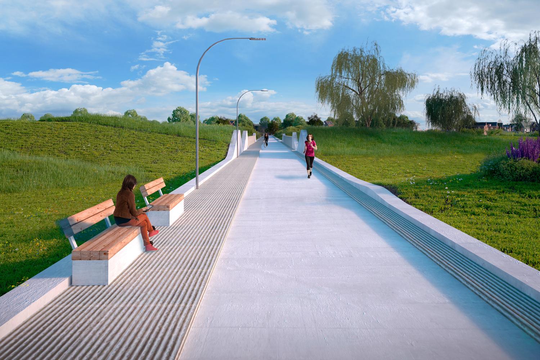 Grootste land-art project van Nederland bijna af