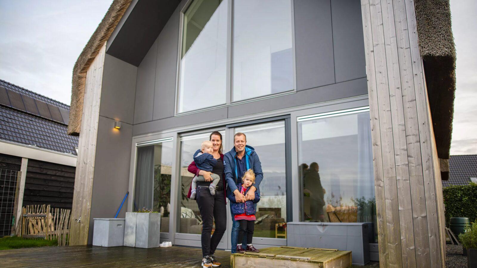 Van bouwen tot wonen: zelfbouw in een nieuw woongebied