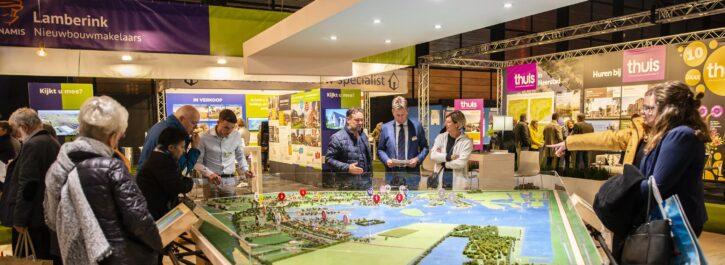 Grote belangstelling start verkoop grootste eilandkavelproject