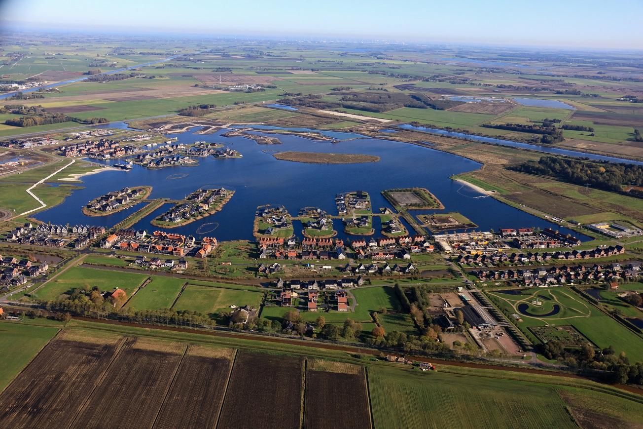 Het Woldmeer groeit