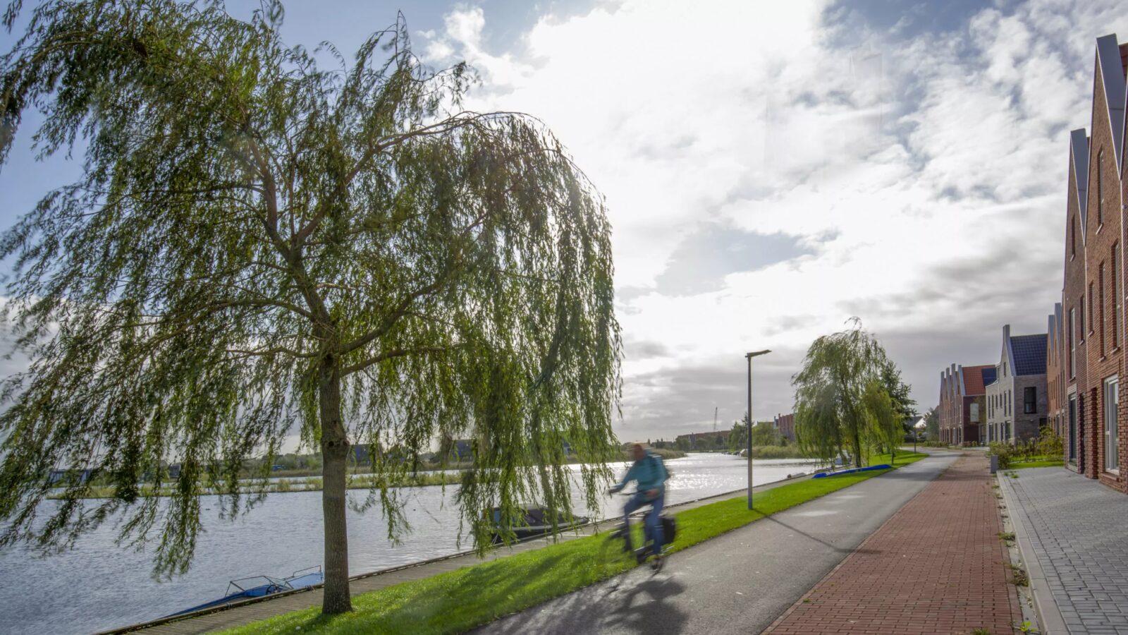 GEANNULEERD: Ontdek Meerstad al fietsend met stadjers, meerstadjers en Bureau Meerstad