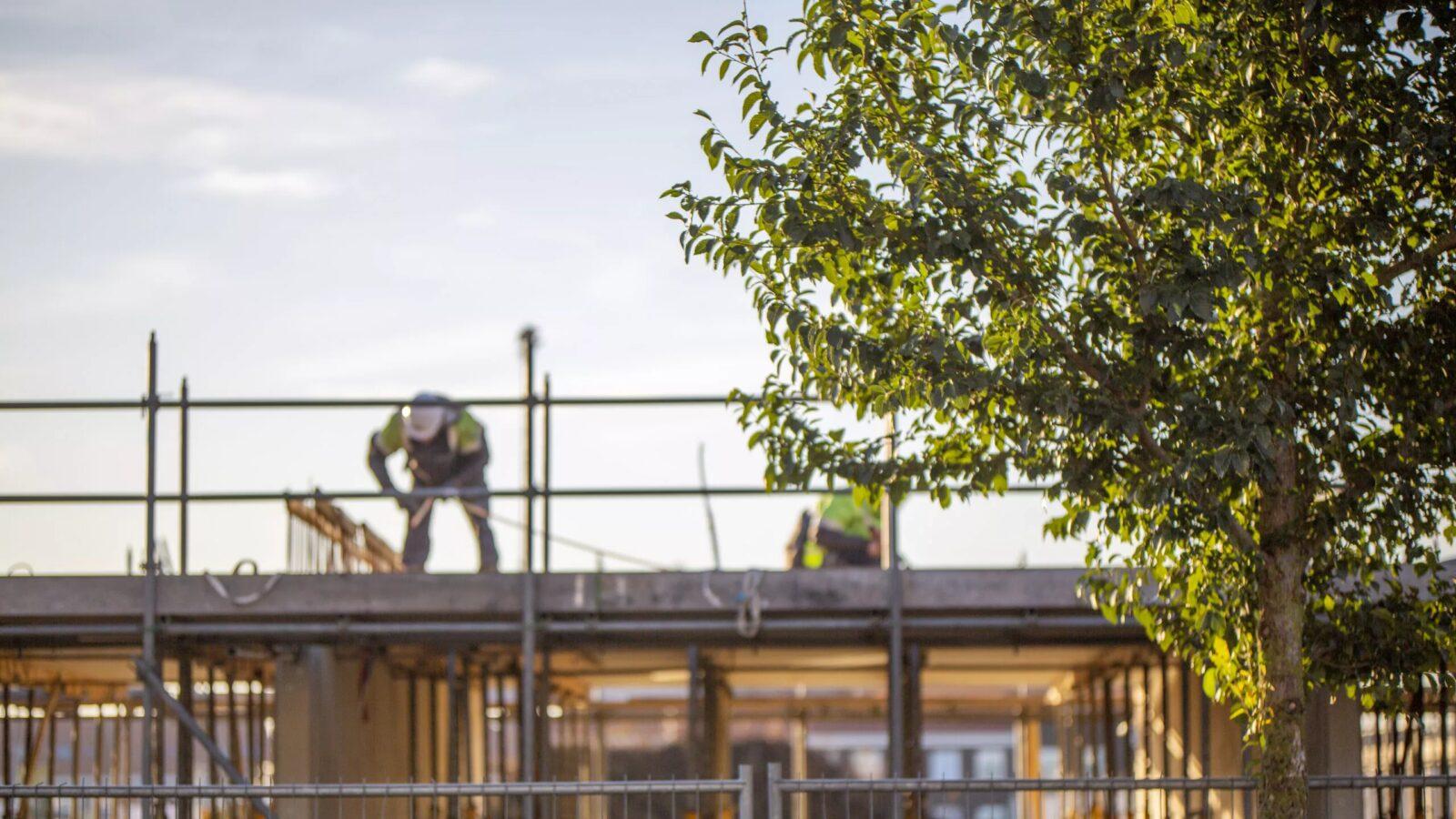 Volg de bouwwerkzaamheden in Meerstad vanuit je huis