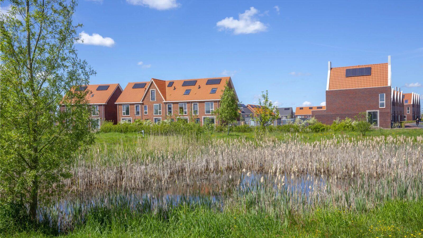 Groen wonen in Meerstad