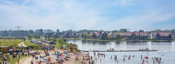 Meerstad zoekt horecaondernemer voor de twee stranden