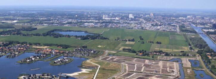 86 reacties op eerste stap in plannen voor Eemskanaalzone Meerstad