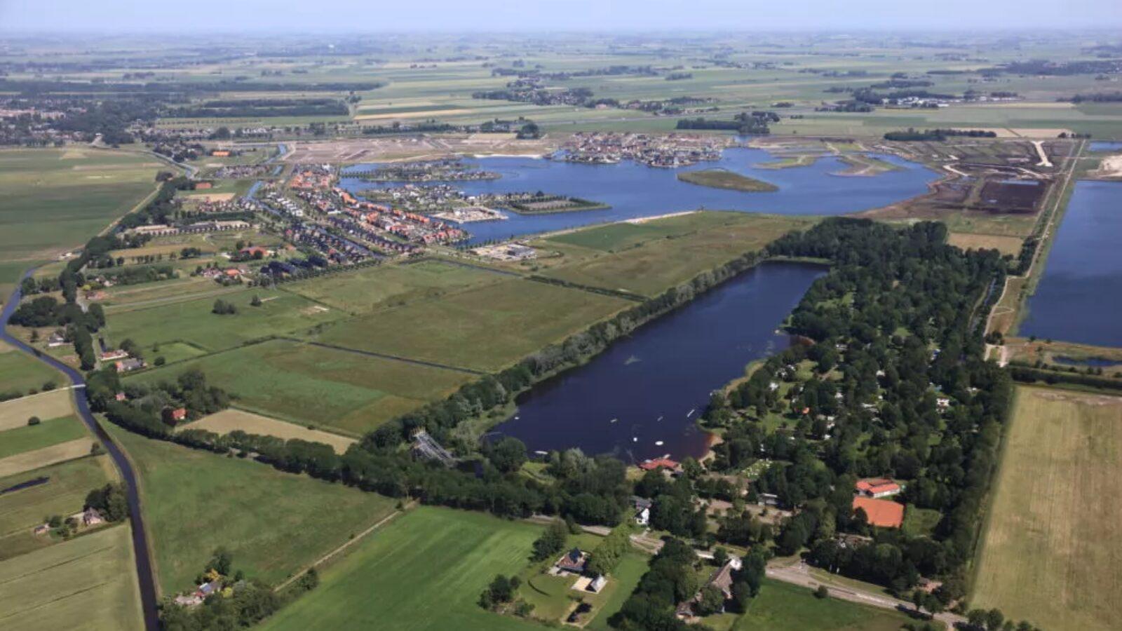 Meerstad en Grunopark werken samen aan een nieuw gebied met woningbouw en recreatie