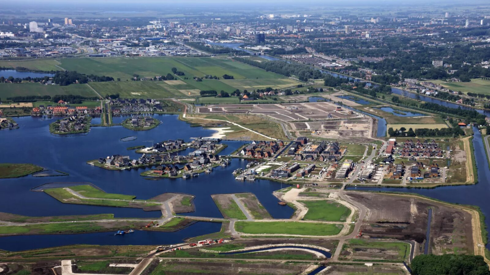 Bureau Meerstad zoekt Wijkbeheerder (0,8 fte)