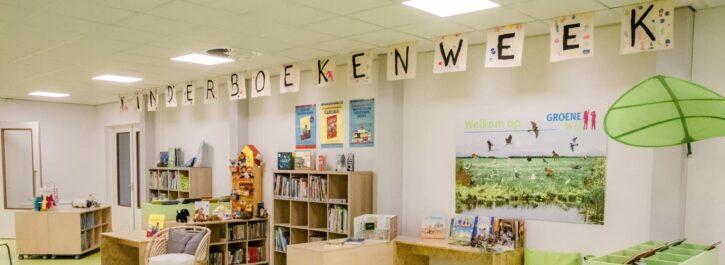 Wethouder Bloemhoff opent kinderboekenweek 2020 op IKC Groenewei
