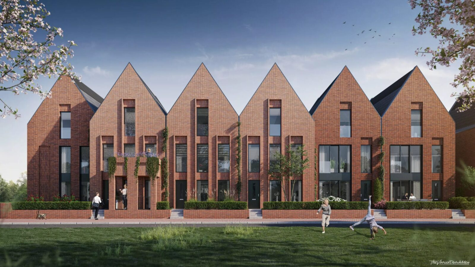 Start verkoop project Parkzicht in Groenewei 5 november a.s.!