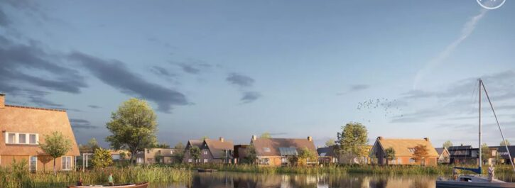 Online evenement eilandproject Scheepslanden