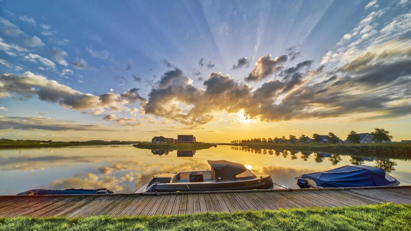 Vaarseizoen Meerstad 2021 start donderdag 1 april