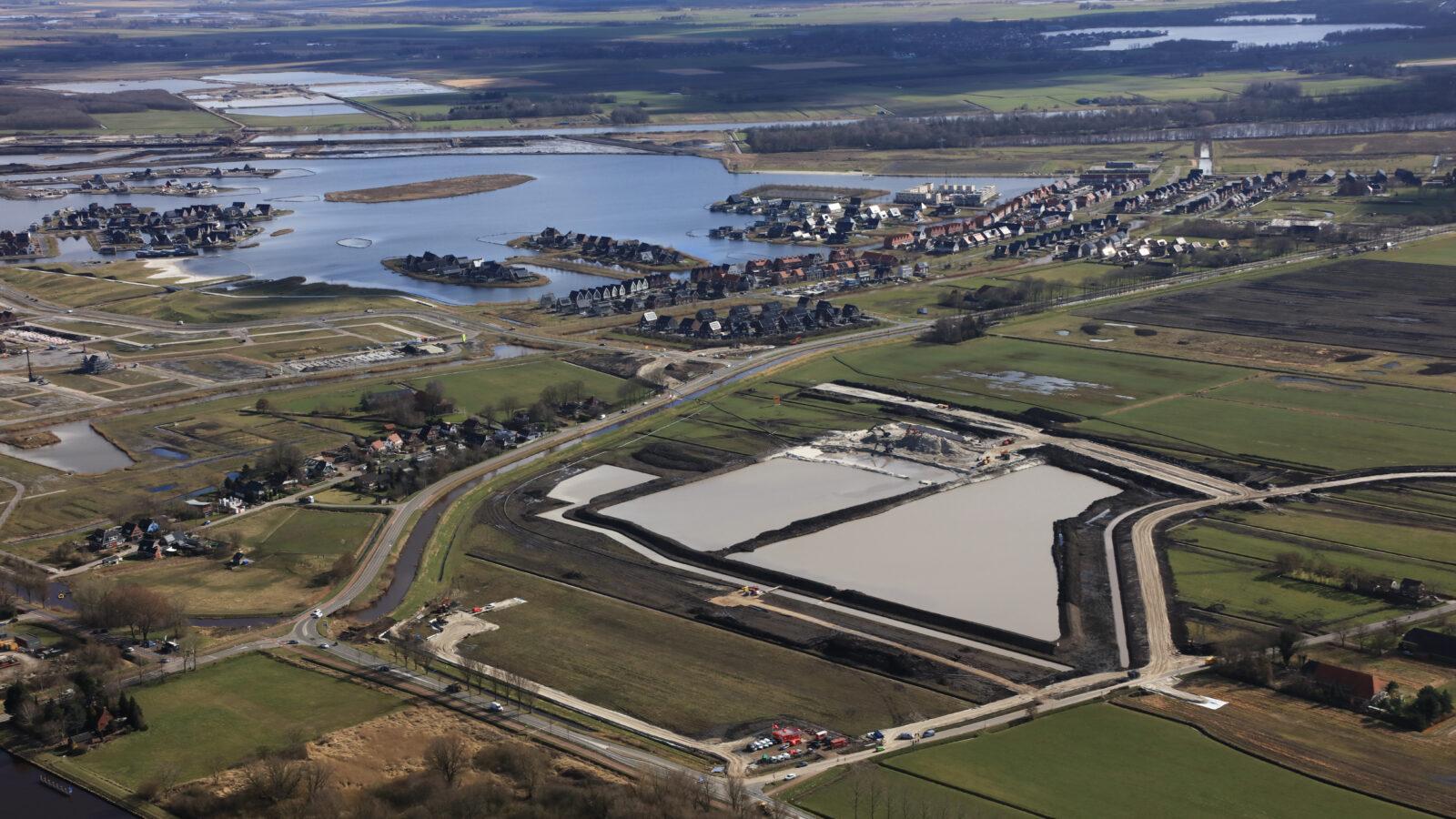 Werkzaamheden Vossenburglaan/Hoofdweg en Middelberterweg