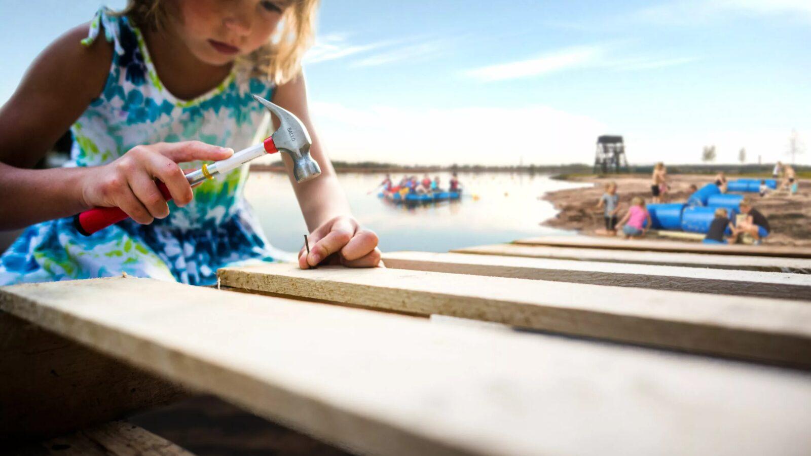 Vrijwilligers gezocht voor Vlottendorp in Meerstad