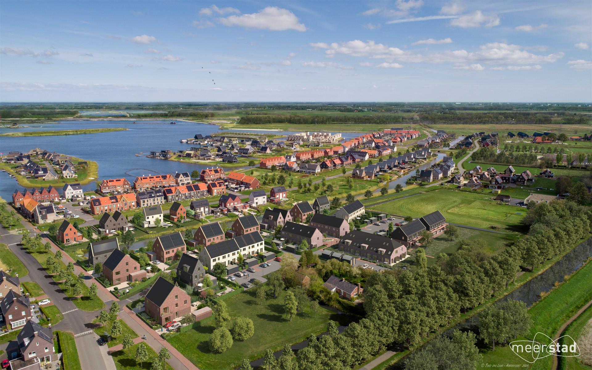 Thuis in de Boomgaard Rijwoning