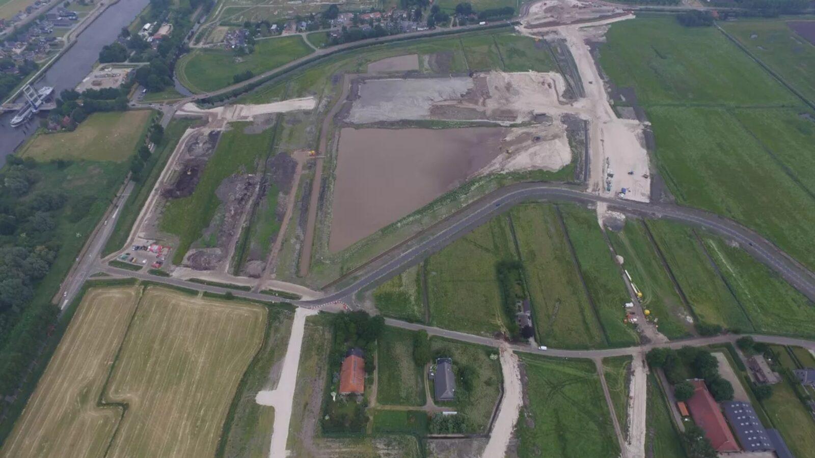 Gewijzigde planning huidige verkeerssituatie Middelberterweg