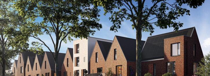 Nu in verkoop – Nieuwbouwproject Karakter in de wijk Groenewei