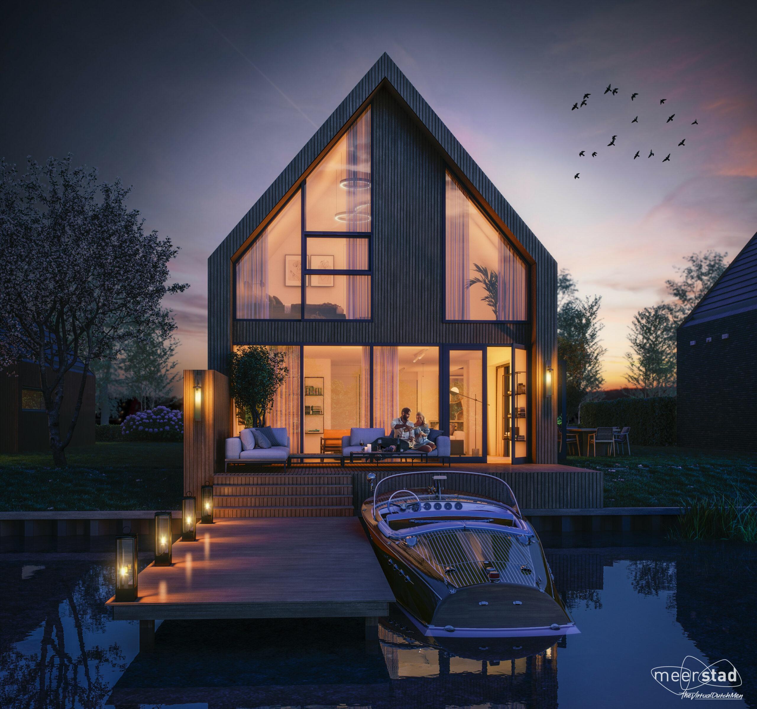 Wonen aan het Woldmeer Villa