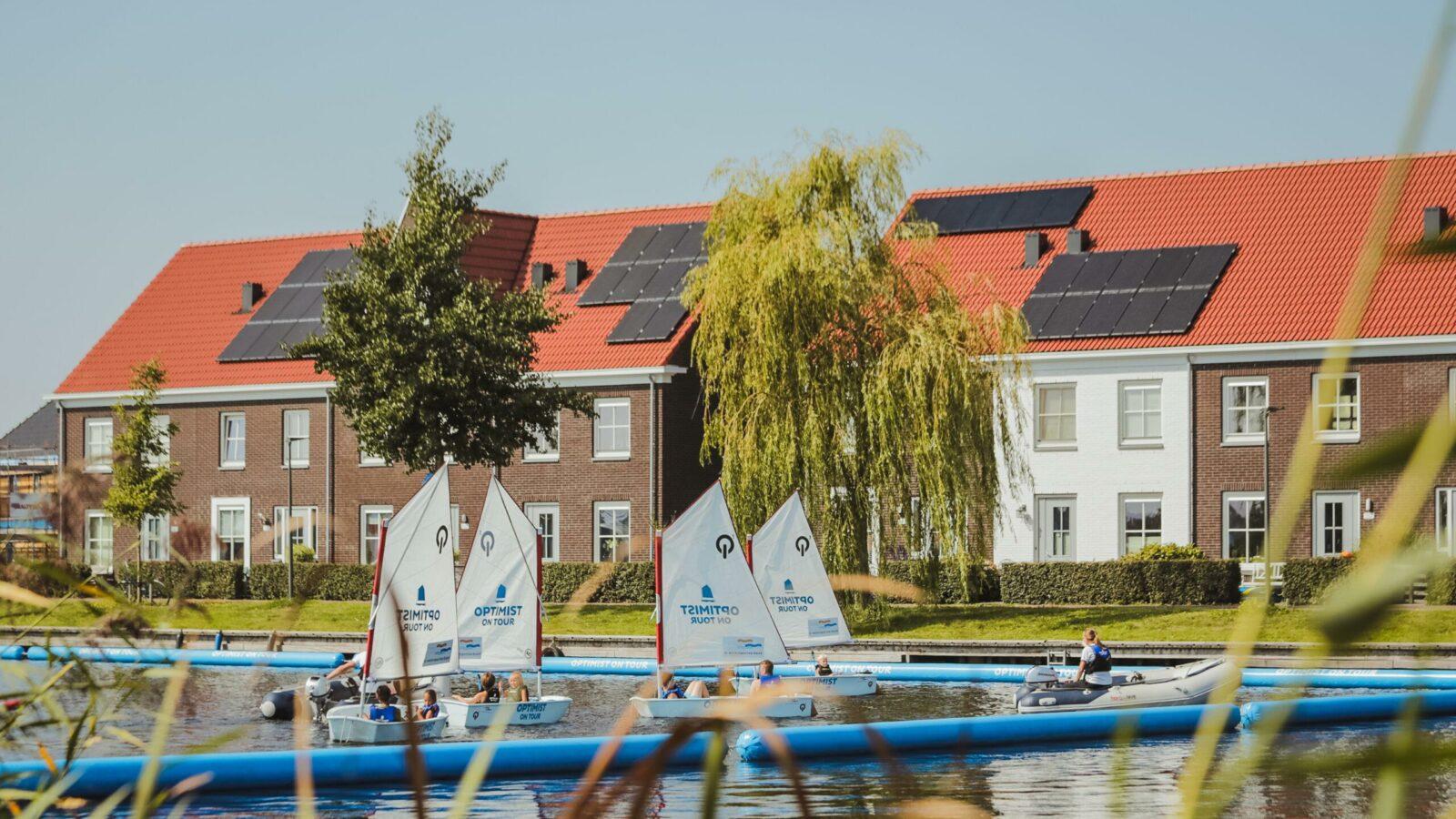 Gratis watersporten voor kinderen 16 t/m 18 september in Meerstad!