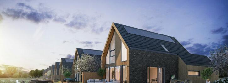 Nu in verkoop – Nieuwbouwproject Wonen aan het Woldmeer in De Zeilen